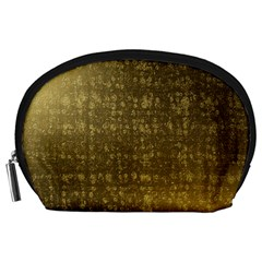 Gold Accessory Pouch (Large)
