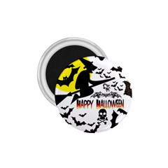 Happy Halloween Collage 1 75  Button Magnet
