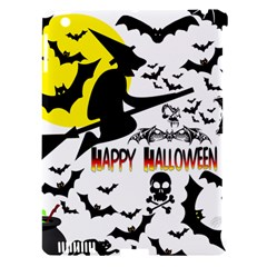 Happy Halloween Collage Apple Ipad 3/4 Hardshell Case (compatible With Smart Cover)