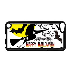 Happy Halloween Collage Apple Ipod Touch 5 Case (black)