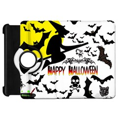 Happy Halloween Collage Kindle Fire HD 7  (1st Gen) Flip 360 Case