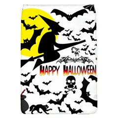 Happy Halloween Collage Removable Flap Cover (large)