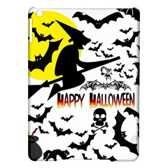 Happy Halloween Collage Apple iPad Air Hardshell Case