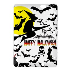 Happy Halloween Collage Kindle Fire HDX 8.9  Hardshell Case