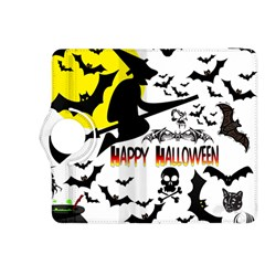 Happy Halloween Collage Kindle Fire HDX 8.9  Flip 360 Case