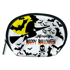 Happy Halloween Collage Accessory Pouch (medium)