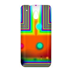 Crossroads Of Awakening, Abstract Rainbow Doorway  HTC One mini Hardshell Case
