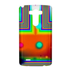 Crossroads Of Awakening, Abstract Rainbow Doorway  LG G3 Hardshell Case