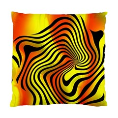 Colored Zebra Cushion Case (Two Sided)
