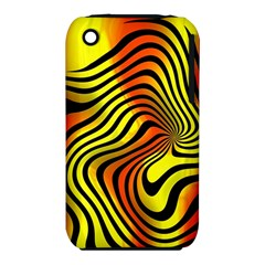 Colored Zebra Apple iPhone 3G/3GS Hardshell Case (PC+Silicone)