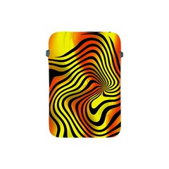 Colored Zebra Apple Ipad Mini Protective Sleeve