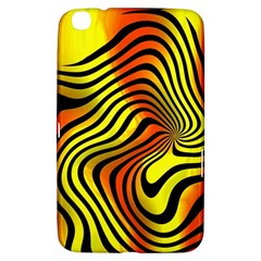 Colored Zebra Samsung Galaxy Tab 3 (8 ) T3100 Hardshell Case
