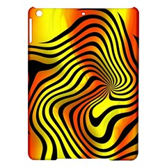 Colored Zebra Apple Ipad Air Hardshell Case