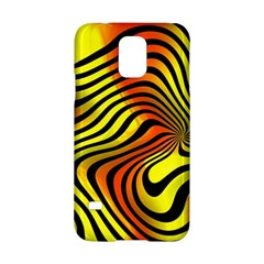 Colored Zebra Samsung Galaxy S5 Hardshell Case