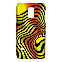 Colored Zebra Samsung Galaxy S5 Mini Hardshell Case