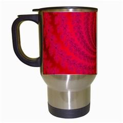 Fracrtal Travel Mug (White)