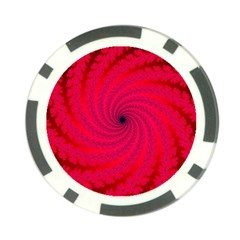 Fracrtal Poker Chip