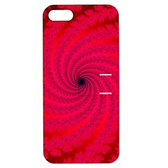 Fracrtal Apple Iphone 5 Hardshell Case With Stand
