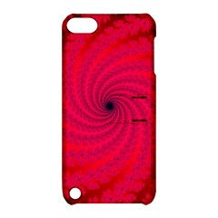 Fracrtal Apple Ipod Touch 5 Hardshell Case With Stand