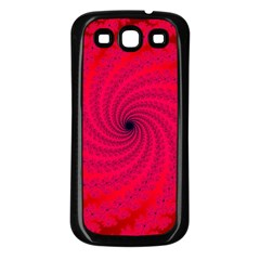 Fracrtal Samsung Galaxy S3 Back Case (black)