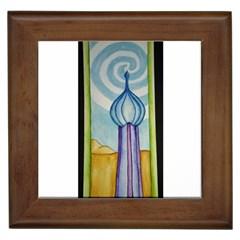 Air Framed Ceramic Tile