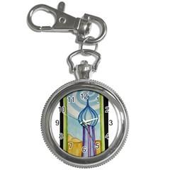 Air Key Chain Watch