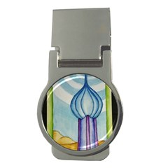 Air Money Clip (Round)