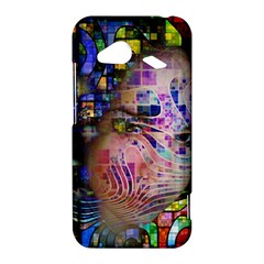 Artistic Confusion Of Brain Fog HTC Droid Incredible 4G LTE Hardshell Case