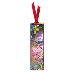 Artistic Confusion Of Brain Fog Small Bookmark