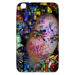 Artistic Confusion Of Brain Fog Samsung Galaxy Tab 3 (8 ) T3100 Hardshell Case