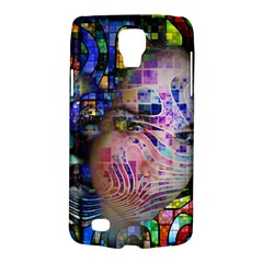 Artistic Confusion Of Brain Fog Samsung Galaxy S4 Active (i9295) Hardshell Case