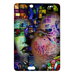 Artistic Confusion Of Brain Fog Kindle Fire Hd 7  (2nd Gen) Hardshell Case