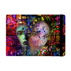 Artistic Confusion Of Brain Fog Apple iPad Mini 2 Flip Case