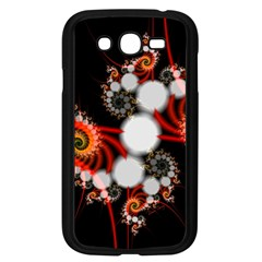 Mysterious Dance In Orange, Gold, White In Joy Samsung Galaxy Grand Duos I9082 Case (black)
