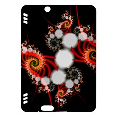 Mysterious Dance In Orange, Gold, White In Joy Kindle Fire Hdx 7  Hardshell Case