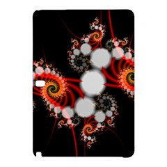 Mysterious Dance In Orange, Gold, White In Joy Samsung Galaxy Tab Pro 10 1 Hardshell Case