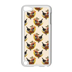 Vintage Halloween Witch Apple iPod Touch 5 Case (White)