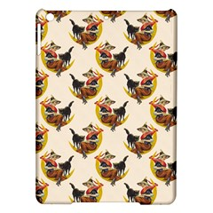 Vintage Halloween Witch Apple iPad Air Hardshell Case