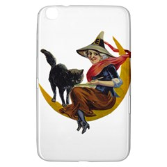 Vintage Halloween Witch Samsung Galaxy Tab 3 (8 ) T3100 Hardshell Case