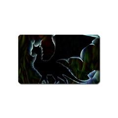 Dragon Aura Magnet (Name Card)