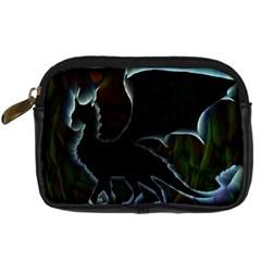 Dragon Aura Digital Camera Leather Case