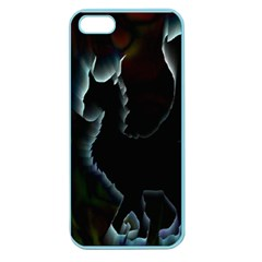 Dragon Aura Apple Seamless Iphone 5 Case (color)