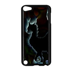 Dragon Aura Apple iPod Touch 5 Case (Black)