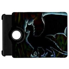 Dragon Aura Kindle Fire HD 7  (1st Gen) Flip 360 Case