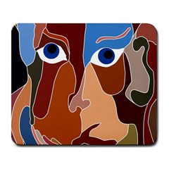 Abstract God Large Mouse Pad (rectangle)