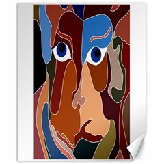 Abstract God Canvas 16  x 20  (Unframed)