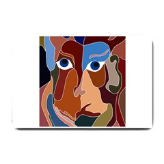 Abstract God Small Door Mat
