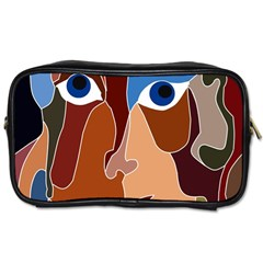 Abstract God Travel Toiletry Bag (one Side)