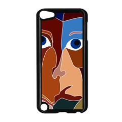 Abstract God Apple iPod Touch 5 Case (Black)