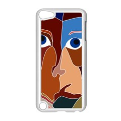 Abstract God Apple iPod Touch 5 Case (White)